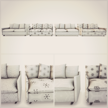 wintertide. (sofas)