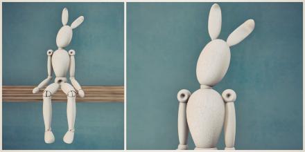 wooden rabbit (updated)